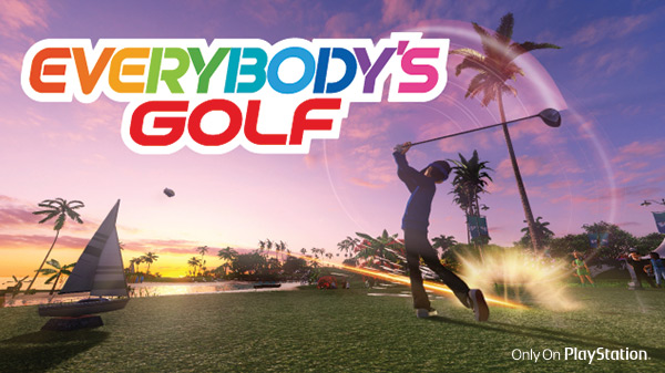 EVERYBODY'S GOLF | Only On PlayStation®