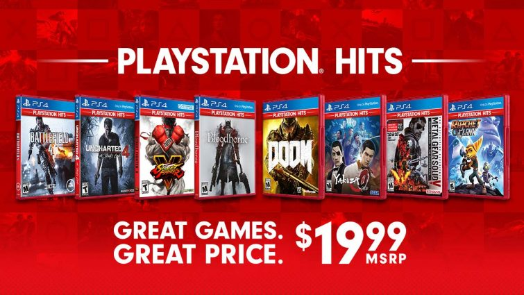 PlayStation Hits: Great Games at a Great Price
